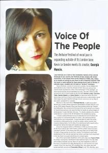 Echoes Magazine 2014