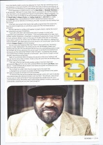 Echoes 2014, feature (2)