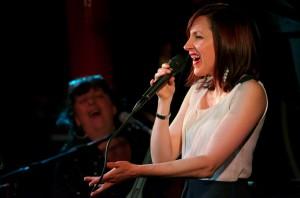 Georgia Mancio live with Liane Carroll