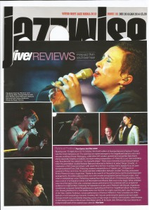 ReVoice! live review 2013 Jazzwise