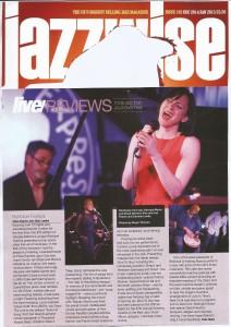 Jazzwise 2014/15