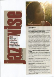 Silhouette Jazzwise review 2010