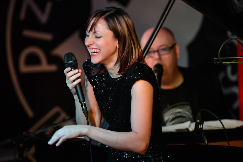Ian Shaw and Georgia Mancio live at Pizza Express Jazz Club