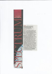 The Scotsman review ' Come Rain or Come Shine' 2014