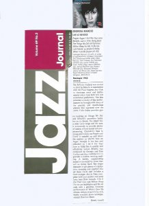Jazz Journal 2016, Live at ReVoice! review