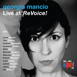 Georgia Mancio music - Live at Revoice