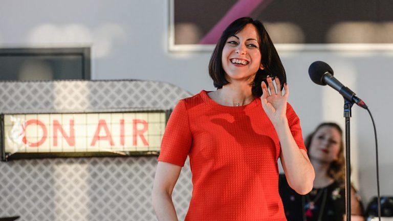 Georgia Mancio, BBC Scotland