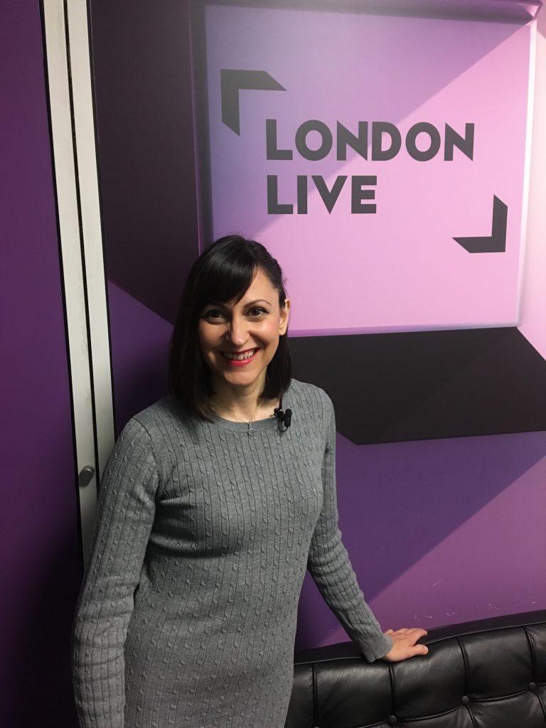 London Live 2018