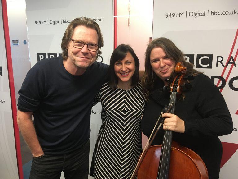 Robert Elms BBC London, hang 2018