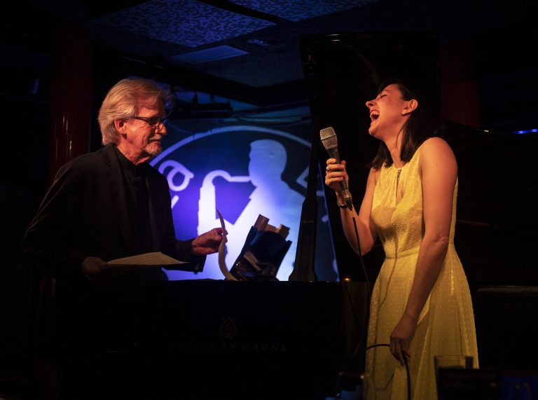 Alan Broadbent Songbook by Tatiana Gorilovsky, Hang 2019