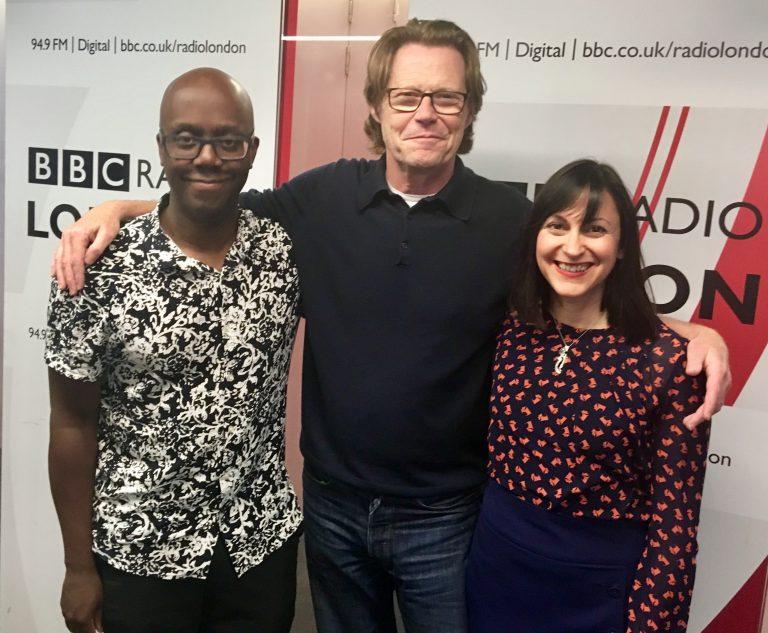 Robert Elms BBC London, Hang 2019