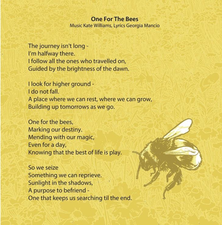 One For The Bees: lyrics